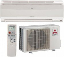 Mitsubishi Electric MSC-GE20VB /MUH-GA20VB