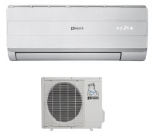 Dekker DSH105R/LDC Lux R410 INVERTER